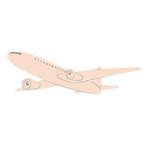 illustration avion